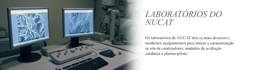 Laboratórios do NUCAT